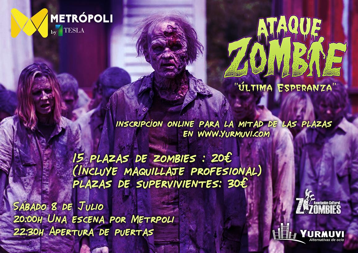 Ataque Zombie: Última esperanza